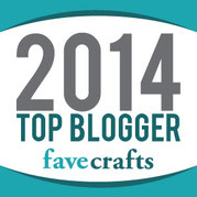 2014 Top Blogger favecrafts