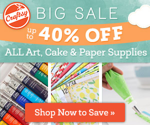 Craftsy's Memorial Day Sale