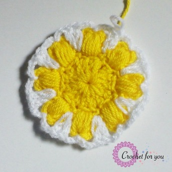Bloom In Spring Granny Square - Free pattern
